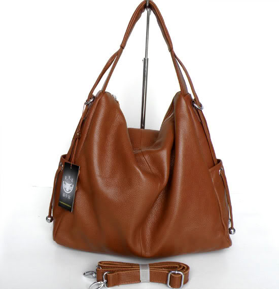 Brown Hobo Shoulder Bag 62